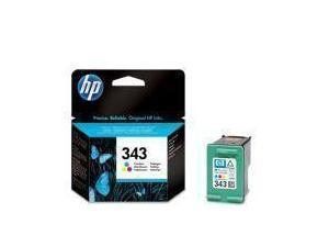 HP 343 TriColour Ink Cartridge