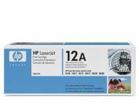 HP LaserJet Q2612A Black Toner