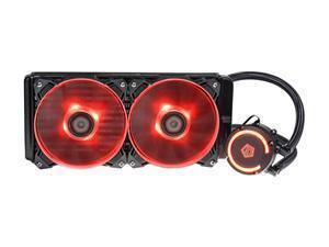Image of ID-Cooling Auraflow RGB 240mm All-In-One CPU Cooler