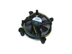 Image of Intel Socket 1150/1151/1155/1156 Aluminum Heat Sink & Fan w/4-Pin Connector Up to 65Watt
