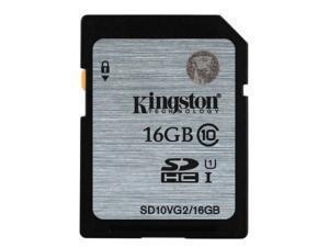 Kingston 16GB SDHCSDXC Class 10 UHSI Memory Card