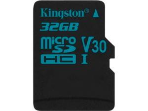 Image of Kingston Canvas Go! 32GB MicroSD Card