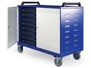 lapsafe-unocart-mobile-storage-charging-trolley-for-up-to-16-laptops-with-data-transfer-top-mounted-sockets
