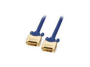 Image of Lindy Premium Gold DVI-D Single Link - 15m