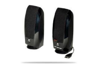 Image of Logitech S150 Digital USB 2 Speakers - 2.0 - Black