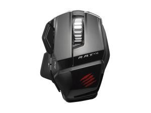 Mad Catz R.A.T. M Black Wireless Mobile Bluetooth 4.0 Gaming Mouse