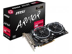 Image of MSI Radeon RX 580 ARMOR 8G OC Graphics Card