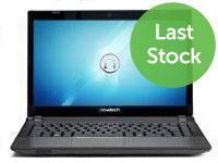 "Laptops Novatech nFinity N1408  - 14"" Intel Core i5 3317U Mobile Processor - 8GB 1600Mhz DDR3 Memory - 500GB SATA Hard Drive - 32GB MSATA - NVIDIA GT 640M Graphics - DVDRW"