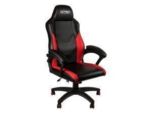 Image of Nitro Concepts C100 Gaming Chair - Black/Red