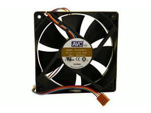 Image of 120mm Black PWM Case Fan