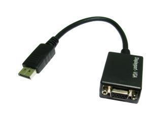 Image of Novatech Display Port To VGA - 15cm