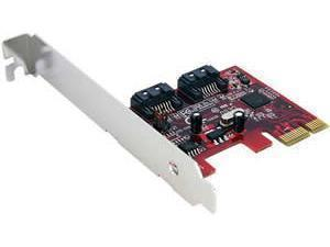 Image of Novatech 2 Port SATA II Adapter
