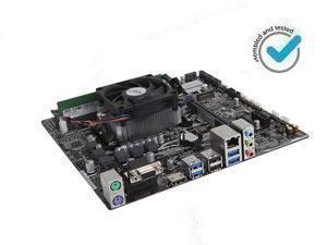 Image of Novatech AMD A10-9700 Motherboard Bundle