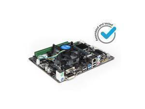 Novatech Motherboard Bundle - Intel Core I3 6100 - 1x 4gb Ddr4 2133mhz - Intel H110m Chipset Motherboard Picture