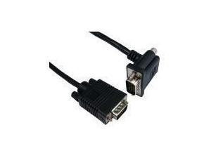Image of Novatech 90-Degree VGA Cable