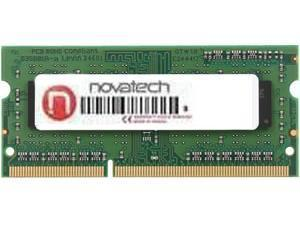 Novatech 1GB (1x1GB) DDR PC 3200 400MHz SO DIMM Module