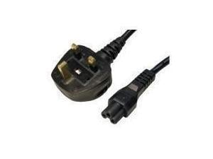 Image of Novatech Clover Leaf Power Cable - 1.8m