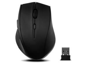 Image of SPEEDLINK Calado Silent Wireless Mouse with USB Nano Receiver, Black