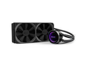 Image of NZXT Kraken X52 240mm All-in-one Liquid CPU water cooler - AM4 Support - TR4 Support*