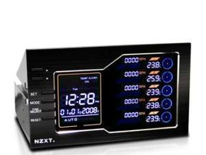 nzxt-sentry-lx-fan-large-dual-525-bay-lcd-fan-controller