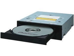 Pioneer DVR 221LBK 24x DVD+/ RW Internal DVD Re Writer