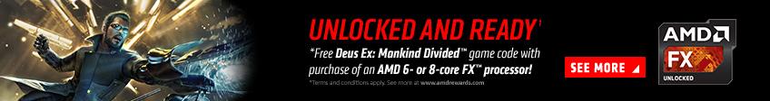 Radeon Deus Ex Promotion