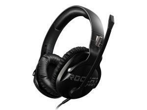 Image of ROCCAT Khan Pro Competitive High Resolution Gaming Headset, Black