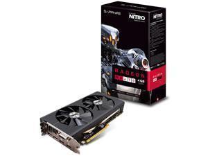 SAPPHIRE Radeon RX 470 NITRO+ OC 4GB GDDR5 Graphics Card