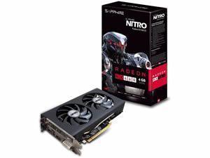 SAPPHIRE Radeon RX460 NITRO OC 4GB GDDR5 Graphics Card