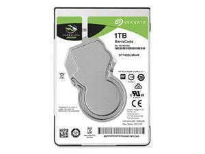 Seagate BarraCuda 1TB 128MB Cache Hard Drive SATA 6GBs 2.5  OEM