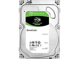 Image of Seagate BarraCuda 4TB 64MB Cache Hard Drive SATA 6GB/s - OEM