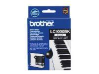 Image of Brother LC1000BK Black Ink Cartridge