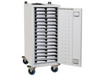 Image of Lapbank Laptop Trolley For 32 Mini Laptops Product Code:6027