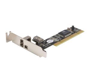 Startech Low Profile Firewire PCI Card