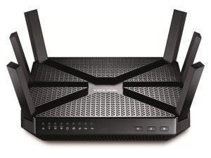 Image of TP-LINK Archer C3200 AC3200 Wireless Tri-Band Gigabit Router (3200Mbps AC)