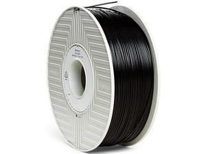 Image of Verbatim 3D Printer Filament ABS 1.75mm Black 1kg Reel