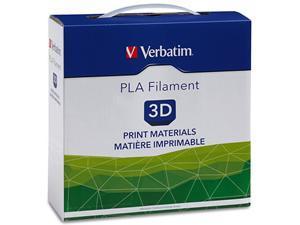 Verbatim 3D Printer Filament PLA 3.00mm Black 1kg Reel