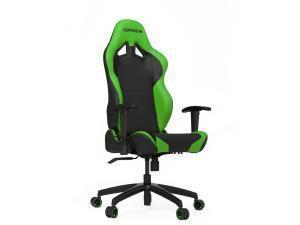Image of VERTAGEAR S-LINE SL2000 Gaming Chair Green / Black