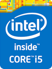 Intel i3 CPU logo