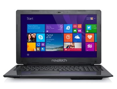 Novatech Laptops for Everyday use
