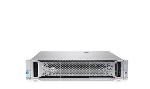 HP Server configurator