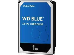 WD Blue 1TB 64MB Cache Hard Drive SATA 6Gbs