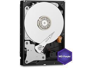WD Purple 2TB 64MB Cache Hard Disk Drive SATA 6Gb/s - OEM