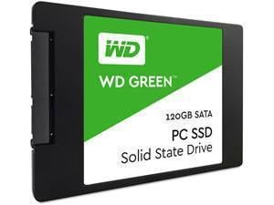 "Image of WD Green 120GB 2.5"" 7mm Solid State Drive"