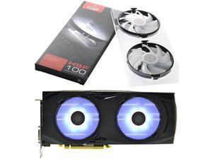 XFX LED Fan for Hard Swap GPU - Blue LED