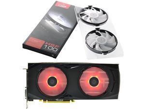 XFX LED Fan for Hard Swap GPU - Red LED