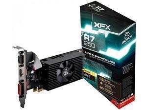 XFX Radeon R7 250 Low Profile 2GB GDDR3