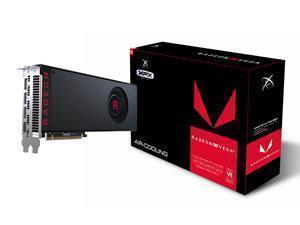 Image of XFX AMD Radeon RX VEGA XT 8GB HBM2 Graphics Card Black