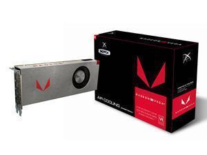 Image of XFX AMD Radeon RX VEGA XT 8GB HBM2 Graphics Card Silver