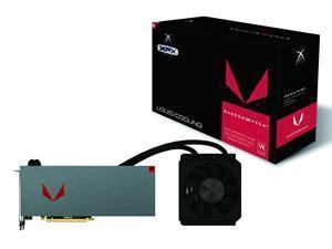 Image of XFX AMD Radeon RX VEGA XTX 8GB HBM2 Graphics Card Watercooled Edition